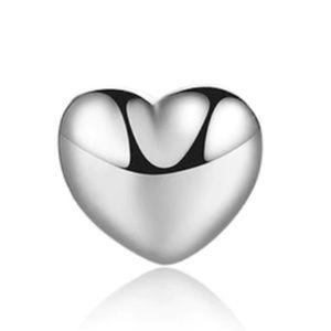 Jewelry - NWT 925 Sterling Silver Heart Earrings